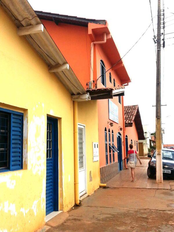 Streets in Casa Dom Inacio de Loyola Abadiania Brazil 53 1