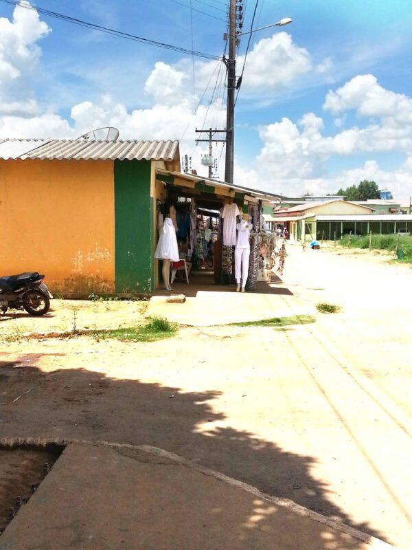 Streets in Casa Dom Inacio de Loyola Abadiania Brazil 55 1