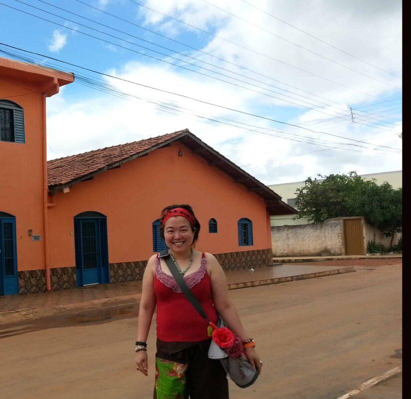 Streets in Casa Dom Inacio de Loyola Abadiania Brazil 60 1