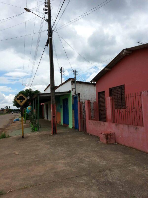 Streets in Casa Dom Inacio de Loyola Abadiania Brazil 61 1