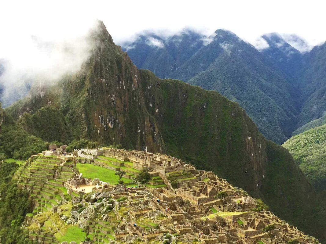 The Llamas of Machu Picchu 10
