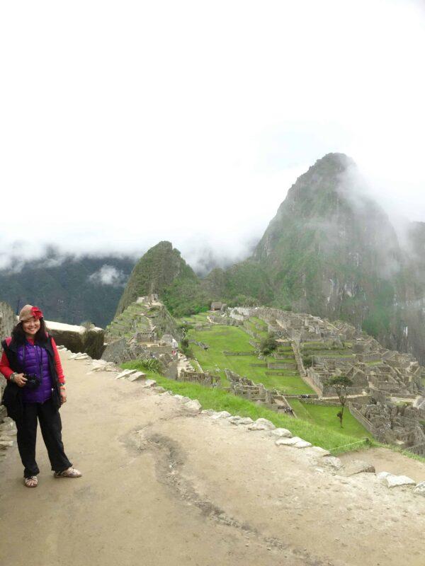 The Llamas of Machu Picchu 13