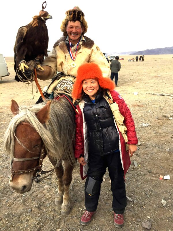Travel Visual Diary Inside Naadam Festival DR ZENAIDY CASTRO 1