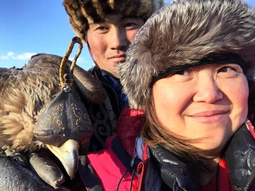 Travel Visual Diary Inside Naadam Festival DR ZENAIDY CASTRO 13