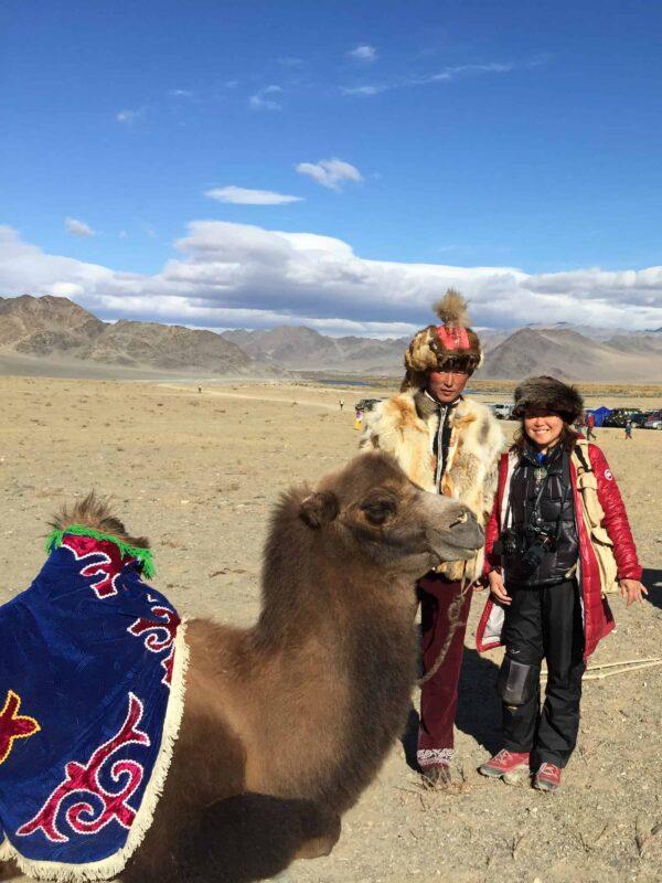 Travel Visual Diary Inside Naadam Festival DR ZENAIDY CASTRO 16
