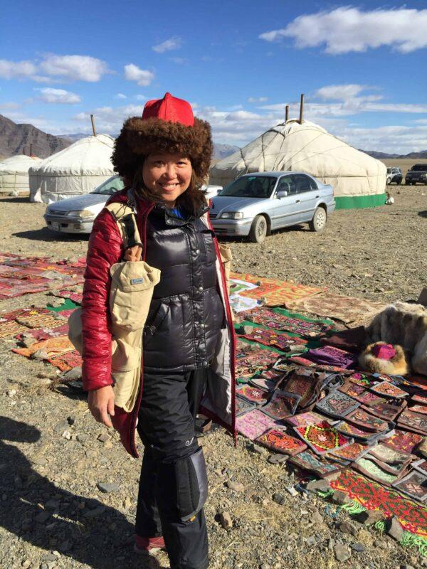 Travel Visual Diary Inside Naadam Festival DR ZENAIDY CASTRO 19