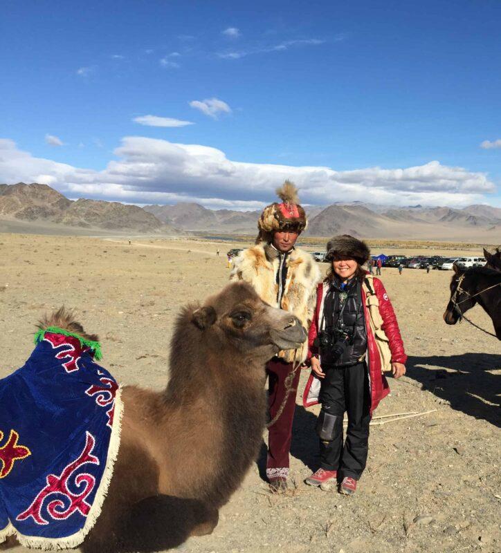 Travel Visual Diary Inside Naadam Festival DR ZENAIDY CASTRO 2
