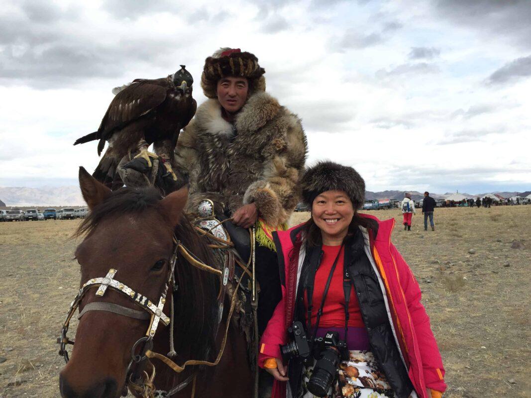 Travel Visual Diary Inside Naadam Festival DR ZENAIDY CASTRO 7
