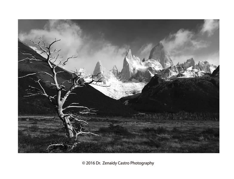 Trekking Patagonia walking beyond comfort zone 5