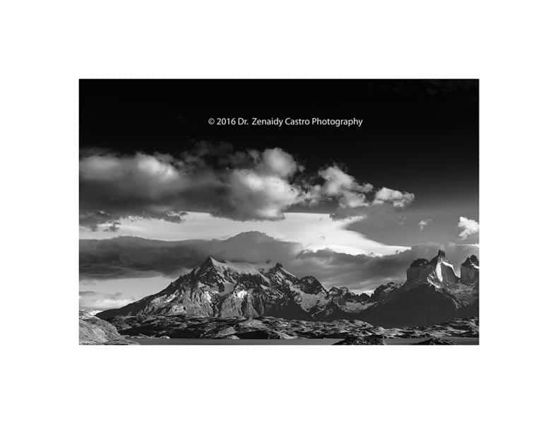 Trekking Patagonia walking beyond comfort zone 6