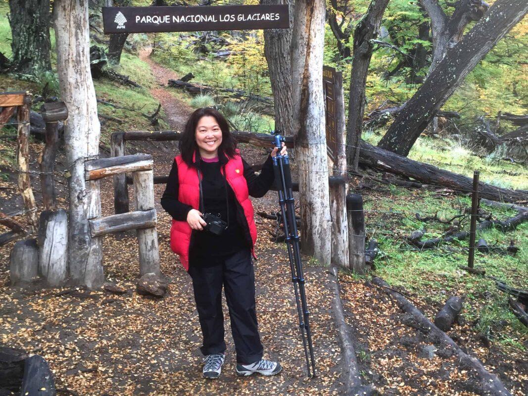 trekking in El Chalten Mount Fitz Roy Patagonia 4